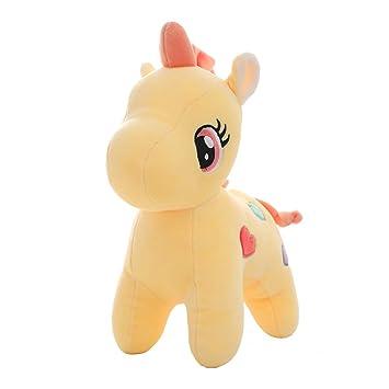 Amazon Com Aixini Unicorn Stuffed Animal Plush Toy 23 6 Inch Cute