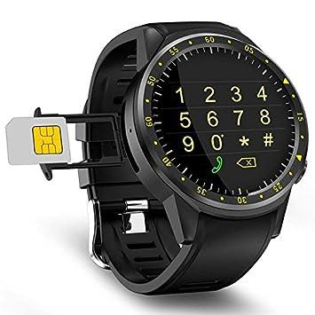 WOVELOT F1 Reloj Inteligente Deportivo con Soporte de cámara ...