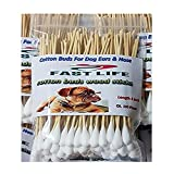 Toddy Hey - Cotton Buds for Dogs, (100 pieces)