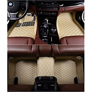 Amazon.com: Worth-Mats Custom Fit Luxury XPE Leather ...