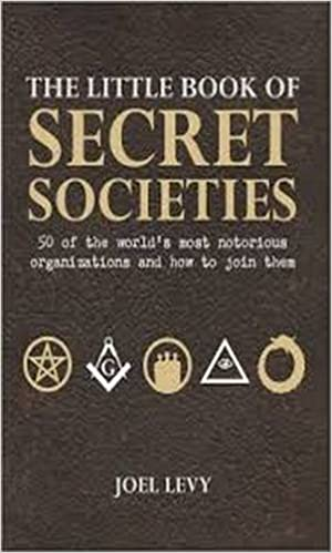 Image result for the little book of secret societies book