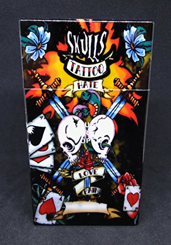 Love Cigarette Case - Fujima Tattoo