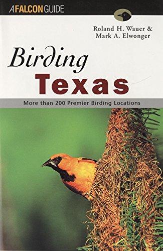Birding Texas (Regional Birding Series)