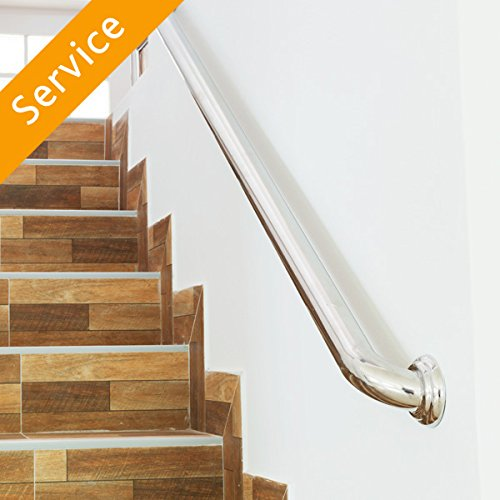- Hand Rail Installation - Concrete - Up to 8 Feet