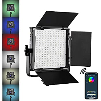 Amazon com : TARION TL-10 Camera LED Panel Light RGB 5700K