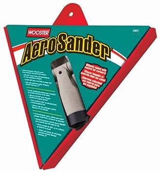 Wooster Brush 1803 AeroSander Drywall Sandpaper 6-Pack 120 Grit