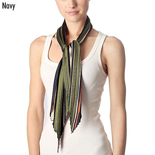 Sash Scarf (Multifunctional Fashionable Women's Skinny Thin Scarf Tie Sash Scarves Silky Satin Neckerchief Bag Band (54