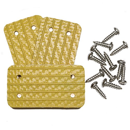 Igloo Cooler Replacement Hinges - Unhinged Solutions Igloo Cooler Replacement Hinges, (Set of 3) - Unbreakable, Repurposed Fire Hose