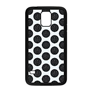 Oreo Samsung Galaxy S5 Cell Phone Case Black Phone Accessories JVG090G7