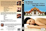 The Ultimate Thai Massage Video: Basic Table Techniques - Massage Therapy Training DVD - Learn How To Do Table Thai Yoga Massage - This Video Was Featured in Skin Inc. and Positive Health Magazine - Very Informative - Great Content (1 Hr. 48 Mins.)