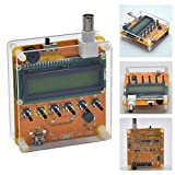 StaunchWea MR100 Shortwave Antenna Analyzer Meter Tester 1-60M For Ham Radio 12V Q9 Head