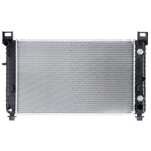 06 chevy silverado 1500 radiator - 7