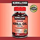 Best Krill Oils - Kirkland Signature Expect Molre Krill Oil 500 mg Review