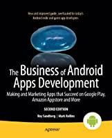 The Business of Android Apps Development, 2nd Edition Front Cover