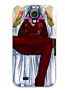 Hot Selling EVQfDIR14044OFasV Case Cover Protector For Galaxy S4- One Piece Lives For Android