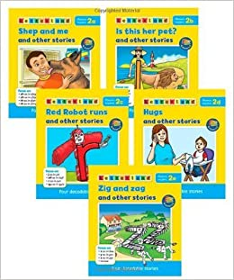 Phonics Readers: Set 2 by Stamey Carter (2013-07-01)