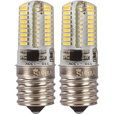 Incandescent LED E17 Group