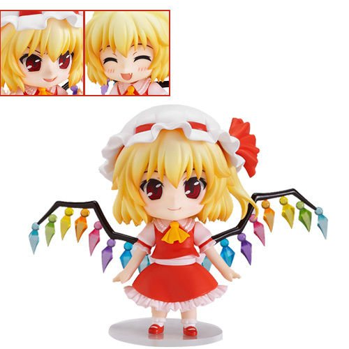 [Shallen Cute ! Touhou Project Flandre Scarlet 9cm / 3.5