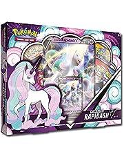 Pokémon TCG: Galarian Rapidash V Box