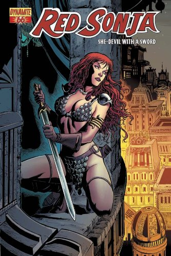 "Download Red Sonja #66 ""Walter Geovani Cover"" PDF"