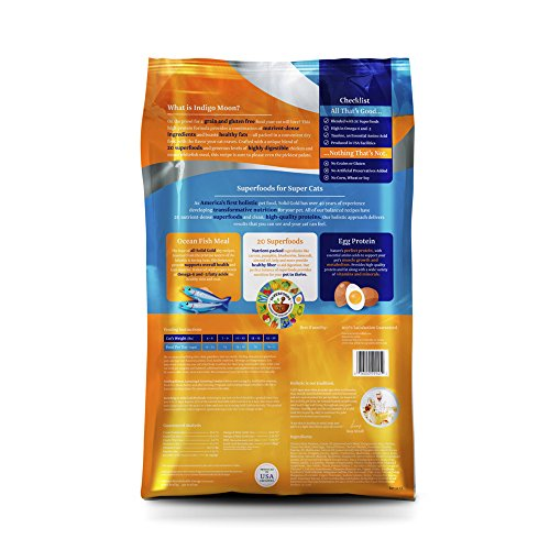 Dry Cat Food With High Crude Fiber