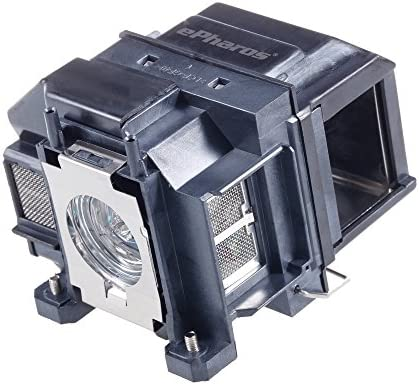 Lámpara de proyector ELPLP58/V13H010L58 W/Vivienda para Epson ...
