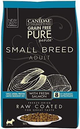 Dog Food: CANIDAE Pure Petite