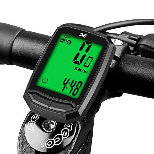 Bicycle Speedometer Waterproof Wireless Cycle Bike