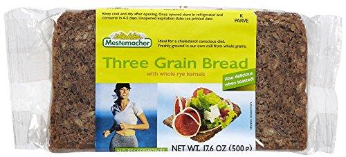 3 grain bread - 3