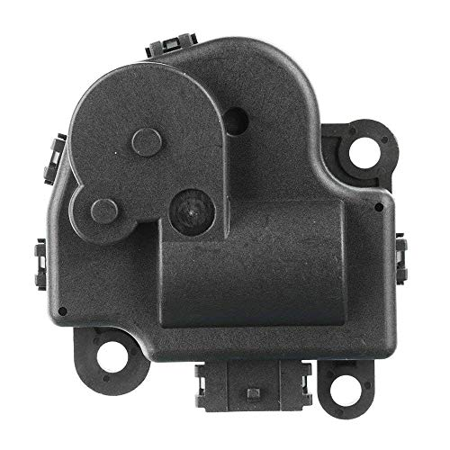 (A-Premium HVAC Heater Air Door Actuator for Chevrolet Corvette 2005-2013 Impala Malibu Monte Carlo Buick LaCrosse Cadillac XLR Temperature Blend Door Actuator 1573517, 1574122, 604108)