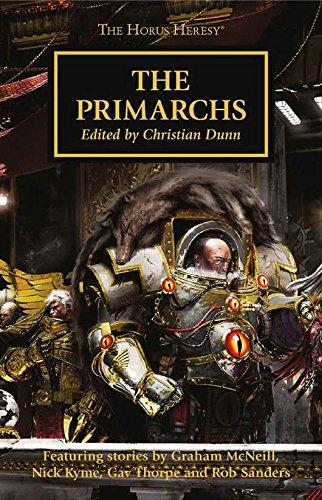 The Primarchs: The Horus Heresy #20 Anthology Hardcover (Warhammer 40,000 40K 30K Games Workshop)