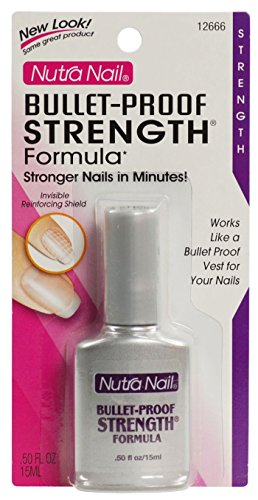 Nutra Nail 12666 Bulletproof Nail Strengthener (Pack of 2)