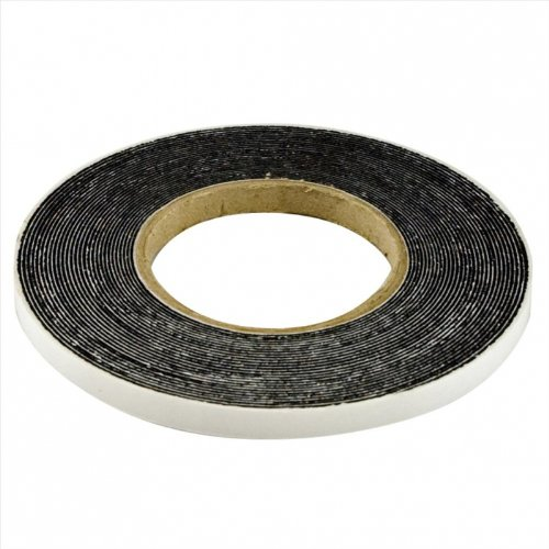 10 m roll of charcoal compression tape, acrylic, 300, 15/3, width 15 mm, expandable from 3 to 15 mm, joint sealing tape, window sealing tape, swelling tape Soudal
