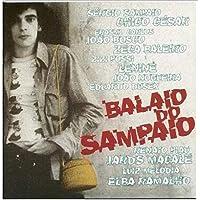 CD Balaio do Sampo (Raridade com versões de músicas de Sérgio Sampaio)