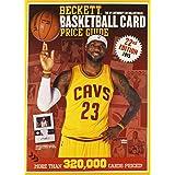 Beckett 2015 Basketball Price Guide 22nd Edtion