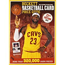 Beckett 2015 Basketball Price Guide 22nd Edtion