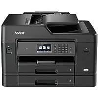 Brother MFC-J6930DW - Impresora multifunción de tinta A4 y A3 (WiFi, fax, función a doble cara en todas las funciones…