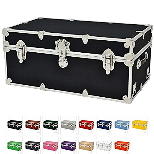 - Rhino Sticker College & Camp Trunk with Wheels & Tray - 32