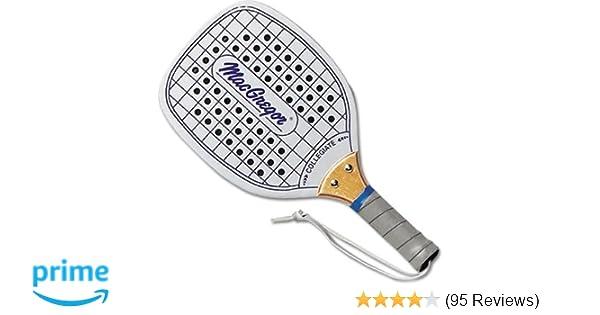 Amazon.com : MacGregor Collegiate Paddleball Racquet : Paddleball Equipment : Sports & Outdoors