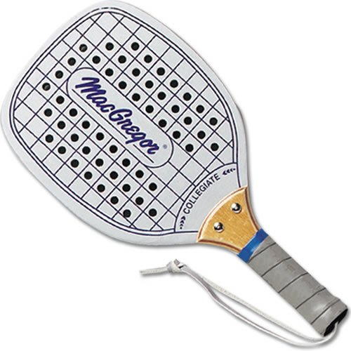 Amazon.com : MacGregor Collegiate Paddleball Racquet : Paddleball Equipment : Sports & Outdoors