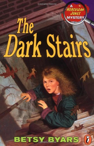 The Dark Stairs: A Herculeah Jones Mystery Dark Stairs