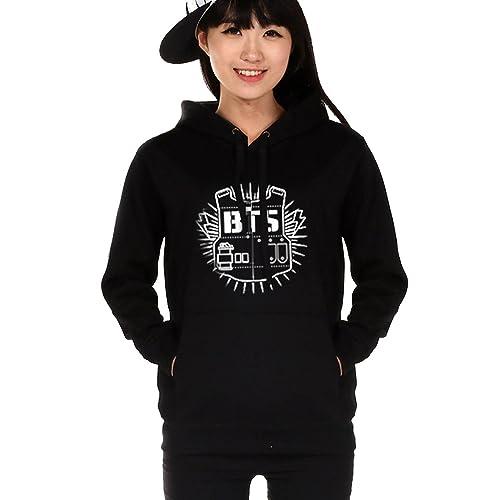 Dolpind Kpop BTS Love Yourself Tear Hoodie Bangtan Boys Sweater Suga Jimin Jung Kook