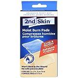2nd Skin 47-019 Moist Burn Pads 2X3-4 Count