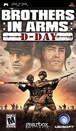 Brothers in Arms D-Day - Sony PSP