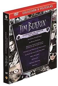 Colección Tim Burton 2014 [DVD]: Amazon.es: Alan Rickman, Alec ...