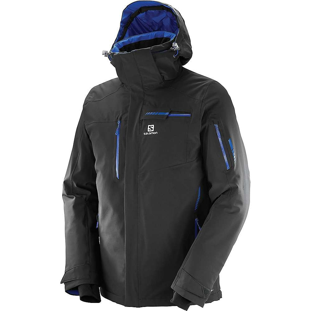 サロモン メンズ ジャケットブルゾン Salomon Men's Brilliant Jacket [並行輸入品] B07DFHF1MP