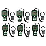 Hydrofarm Portable Quantum Photosynthetically Active Radiation Meter (6 Pack)