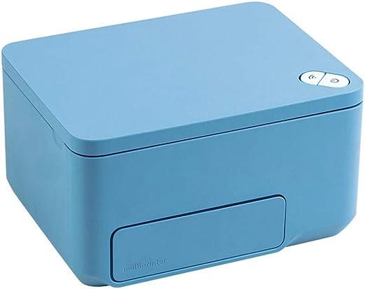 ZP-Printer Impresora Fotográfica A Color Multifunción Portátil ...
