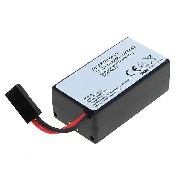subtel® Batería Premium Compatible con Parrot AR.Drone 1.0 / AR ...