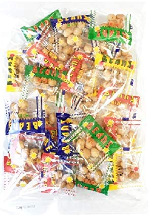 ポッポナッツ ミニ いかピー 小袋 豆菓子 250g いか豆(小袋約30個)
